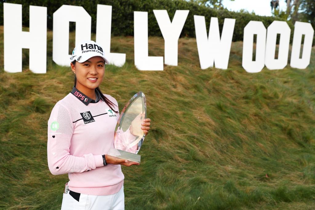 Hugel-Air Premia LA Open: Minjee Lee