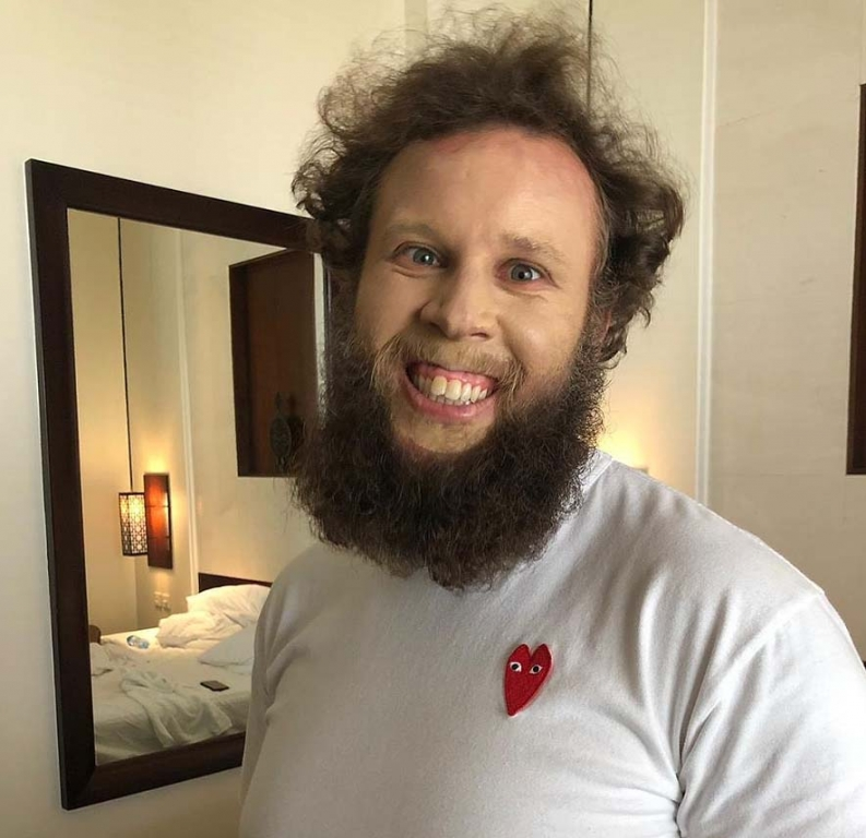 Andrew 'Beef' Johnston